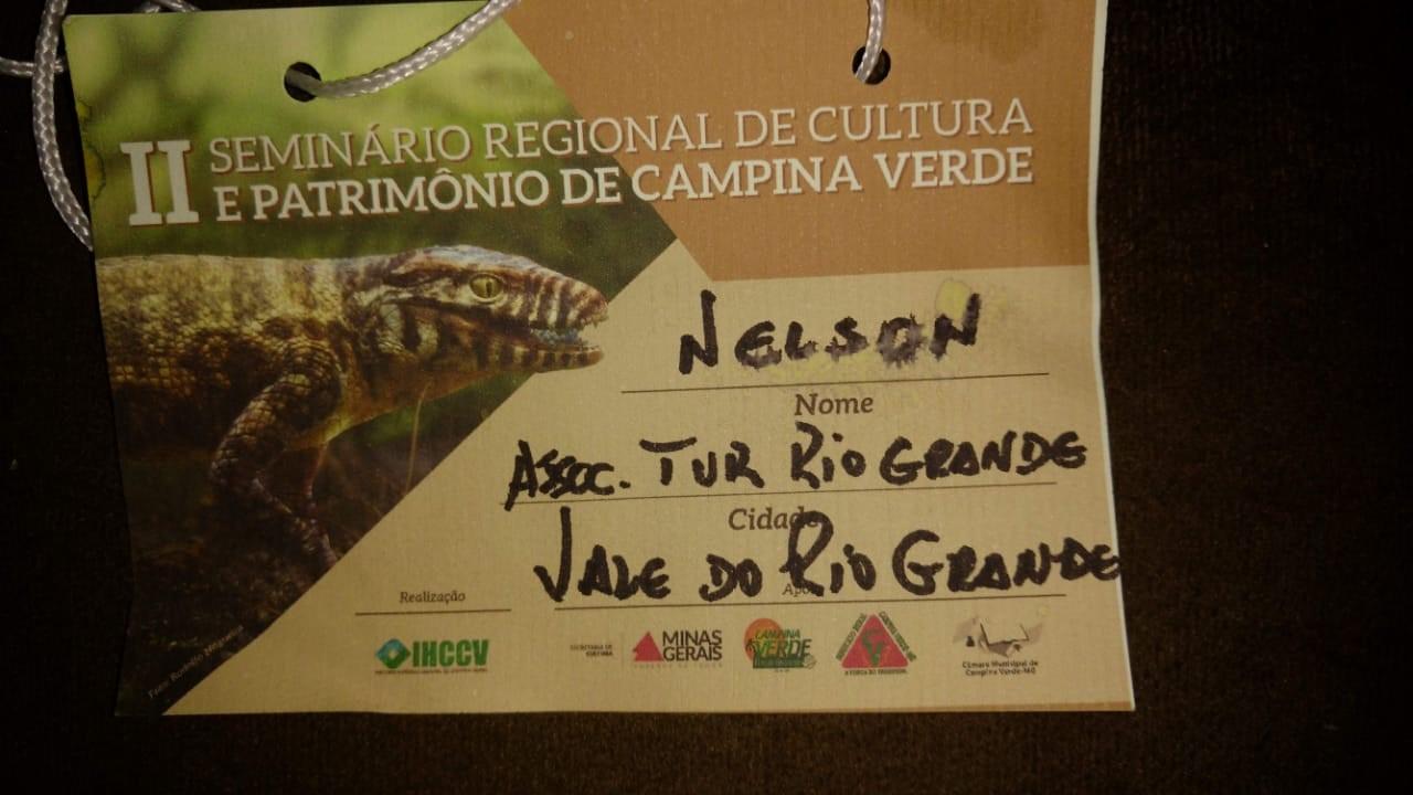 II Seminário Regional de Cultura e Patrimônio de Campina Verde.