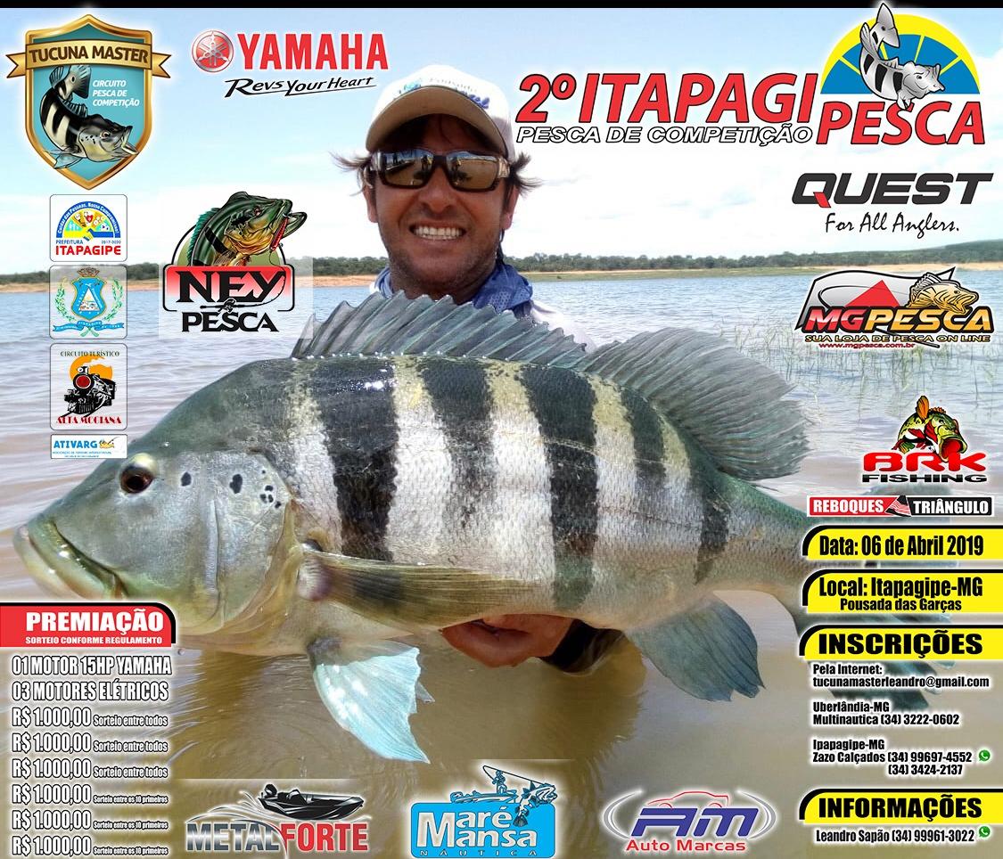 2º Itapagi Pesca - Pesca de Competição