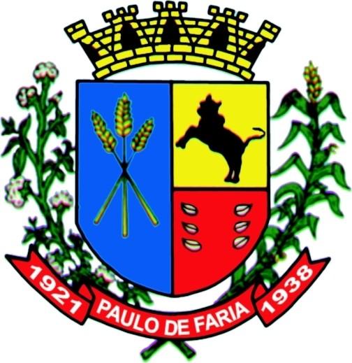 Logomarca Paulo de Faria