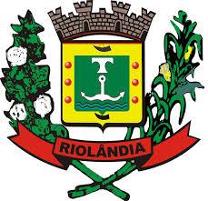 Logomarca da Prefeitura de Riolândia