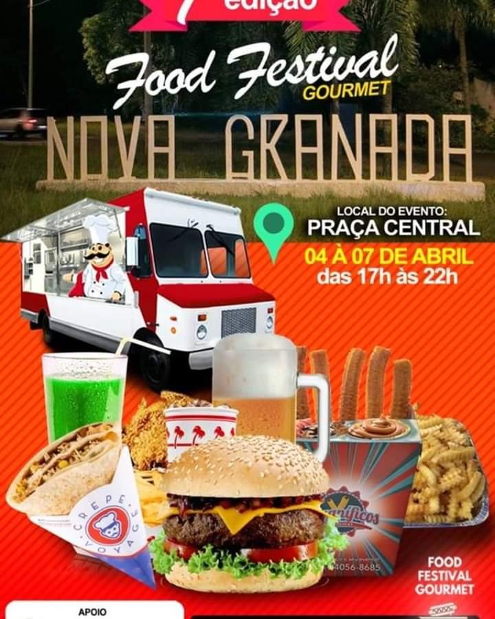 FOOD FESTIVAL-NOVA GRANADA