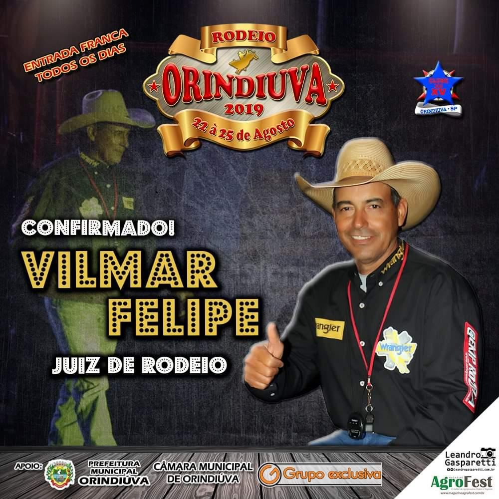 Rodeio Orindiúva 2019