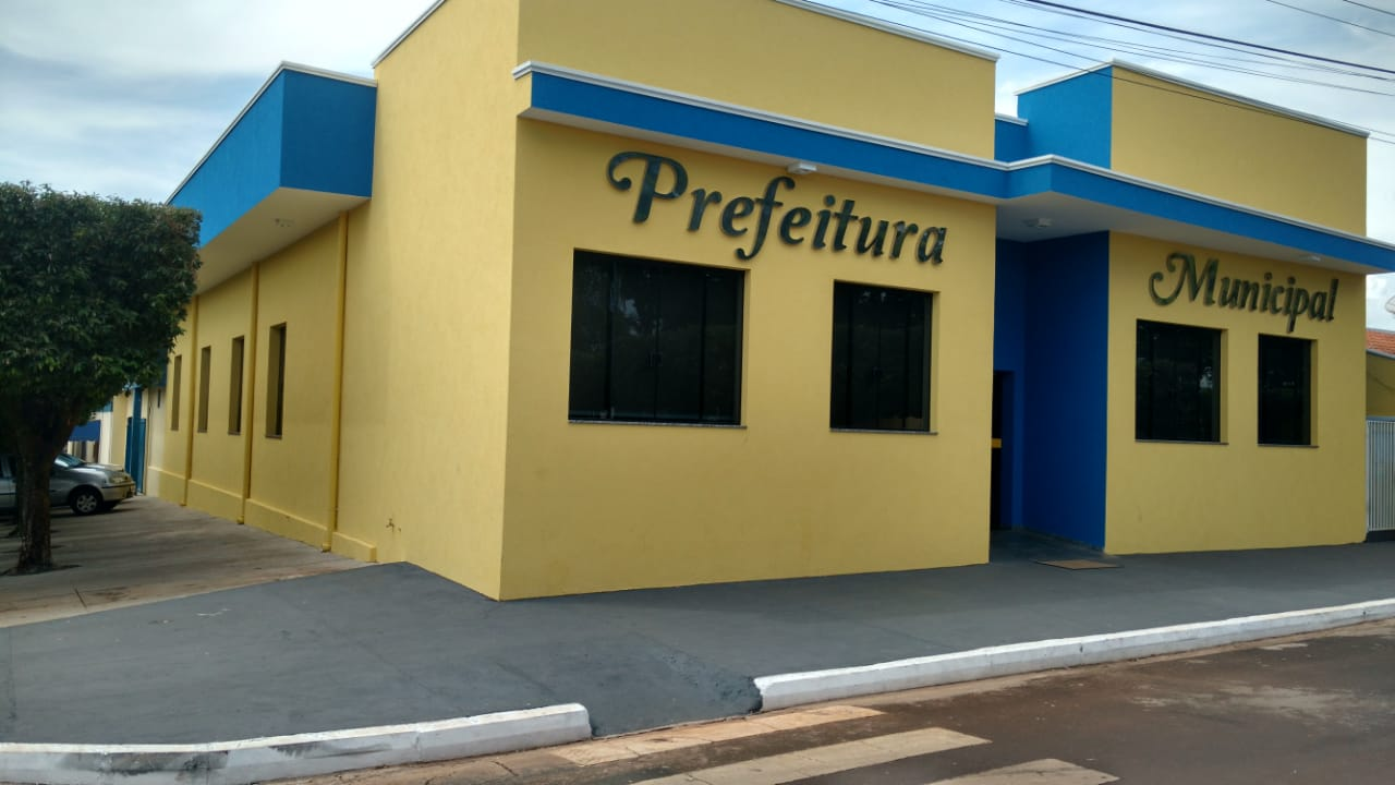 Prefeitura Municipal de Orindiúva de Cara Nova!